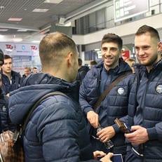 """Стали известны соперники """"Олимпика"""" на втором сборе в Турции"""