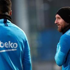 """Лионель Месси сможет сыграть против мадридского """"Реала"""" в кубке Испании"""