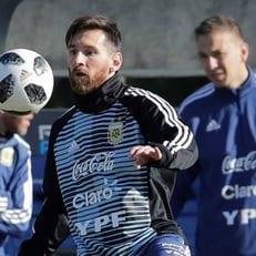 Марокко заплатит 450 тысяч евро, если Аргентина сыграет против них с Месси