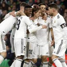 """Реал Мадрид"" огласил заявку на матч с ""Аяксом"""