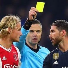 УЕФА начал расследование против Серхио Рамоса