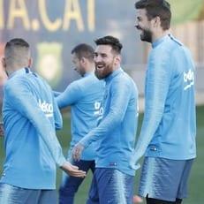 """Барселона"" объявила заявку на Эль Класико"