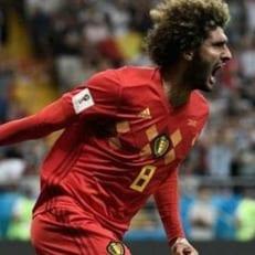 Маруан Феллайни завершил карьеру в сборной Бельгии