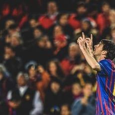 """""""Барселона"""" планирует продлить контракт с Месси"""