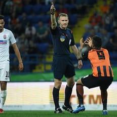 ФФУ назначила арбитров на матчи 22-го тура УПЛ