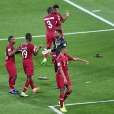Федерация футбола ОАЭ оштрафована на 150 тысяч долларов