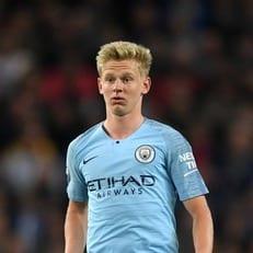 """""""Манчестер Сити"""" хочет продлить контракты с Сане и Зинченко"""