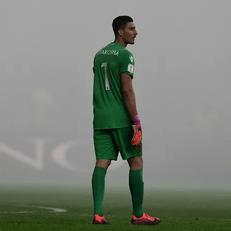 "Вратарь ""Лацио"" исключен из заявки сборной Албании за опоздание"