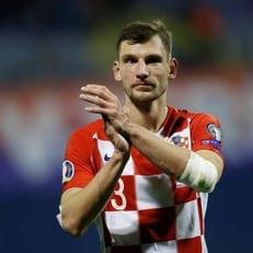 Борна Баришич получил травму в матче с Венгрией