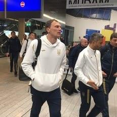 Марлос досрочно покинул расположение сборной Украины