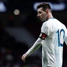 Месси не поможет Аргентине в матче с Марокко