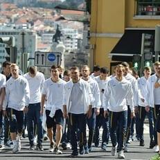 Украина и Люксембург объявили заявки на матч отбора Евро-2020