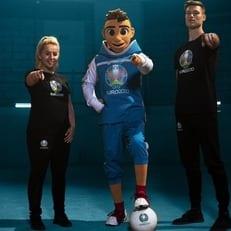 УЕФА представил официальный талисман Евро-2020