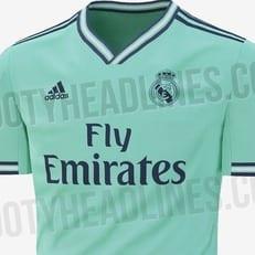 """У """"Реал Мадрида"""" будет бирюзовая форма"""