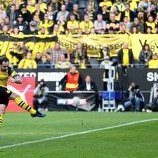 Пако Алькасер забил пятый гол в сезоне после 90-й минуты