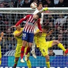 """Альваро Мората получил повреждение лодыжки и рискует пропустить матч с """"Барселоной"""""""