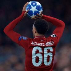 Александер-Арнолд — 5-й самый молодой игрок, сыгравший 50 матчей в АПЛ