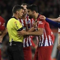 Диего Коста рискует получить дисквалификацию на срок до 12 матчей