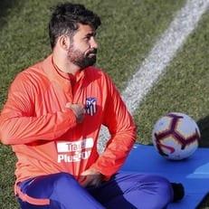 """Диего Коста отказывается тренироваться с """"Атлетико"""""""