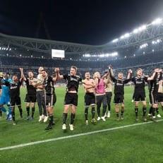 Утверждены даты полуфиналов Лиги чемпионов