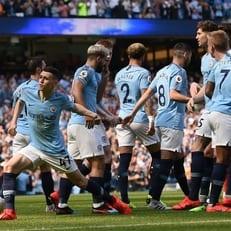 """Манчестер Сити"" выиграл 25 домашних игр во всех турнирах - рекорд клуба"