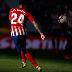 Хосе Мария Хименес может пропустить концовку сезона