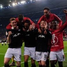 """""""Лейпциг"""" впервые в своей истории вышел в финал кубка Германии"""