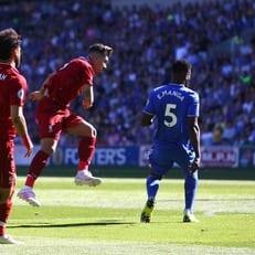 """""""Ливерпуль"""" обыграл """"Кардифф"""" и поднялся на первую строчку, имея на игру больше"""