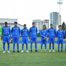 Стали известны соперники сборной Украины U-16 на кубке развития УЕФА