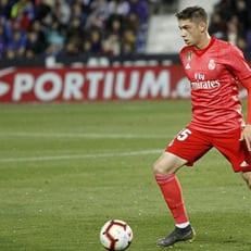 """""""Реал Мадрид"""" намерен продлить соглашение с Федерико Вальверде"""