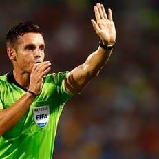 Стали известны судейские назначения на матчи Лиги Европы