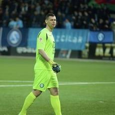 Александр Рыбка выбыл до конца сезона из-за травмы