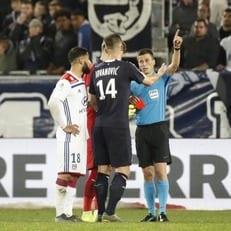 "Защитник ""Бордо"" дисквалифицирован на два матча Лиги 1"