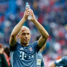 Роббен провел 200-й матч в чемпионате Германии