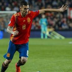 Заявка сборной Испании U-21 на чемпионат Европы 2019 года