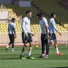 """Фабрегас поможет """"Монако"""" в матчах за выживание в Лиге 1"""