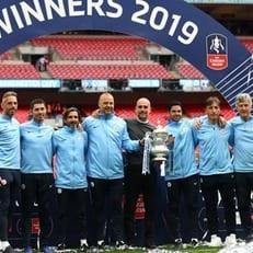 Ман Сити — первый клуб за 116 лет, забивший шесть голов в финале кубка Англии
