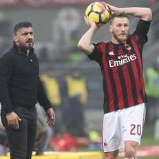 "Абате покинет ""Милан"" по окончании сезона"