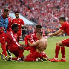 """Бавария"" - чемпион Германии сезона 2018/19"