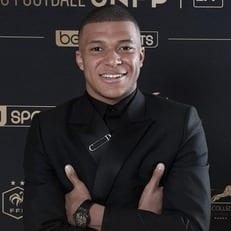 Мбаппе признан лучшим игроком чемпионата Франции
