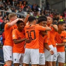 Нидерланды выиграли чемпионат Европы среди U-17