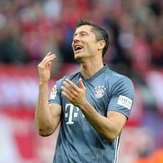 Роберт Левандовски стал лучшим бомбардиром Бундеслиги в четвертый раз