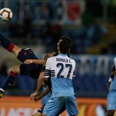 """""""Лацио"""" уменьшил свои шансы на попадание в Лигу Европы, а """"Болонья"""" сохранила прописку в лиге"""