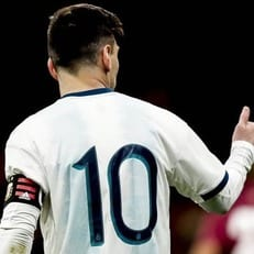 Аргентина опубликовала окончательную заявку на Кубок Америки-2019