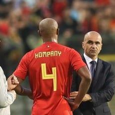 Венсан Компани вызван в сборную Бельгии на матчи против Казахстана и Шотландии