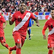 Сборная Перу показала форму на Кубок Америки
