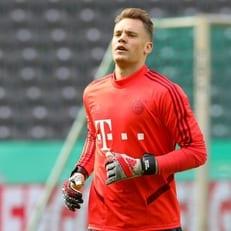Нойер сможет сыграть в финале кубка Германии