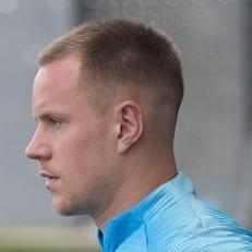 Марк-Андре Тер Штеген не включен в заявку сборной Германии на матчи против Беларуси и Эстонии
