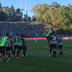 """""""Спортинг"""" Л - обладатель кубка Португалии сезона 2018/19"""