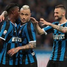 """""""Интер"""" отправил """"Эмполи"""" в Серию Б, а сам квалифицировался в Лигу чемпионов"""
